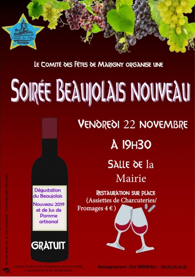 191021 - Affiche Beaujolais