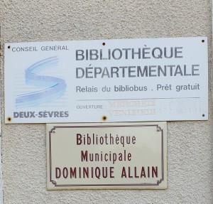 Réouverture de la bibliothéque municipale @ Bibliothéque municipale