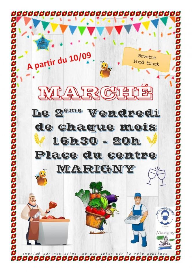 210812 - flyer affiche Marché 3